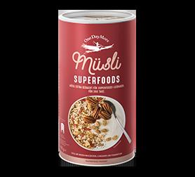 Müsli Superfoods glutenfrei
