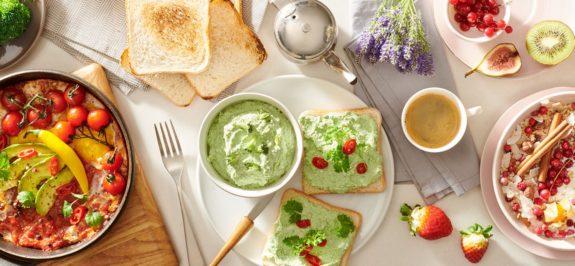 Drei Ideen für perfektes Frühstück