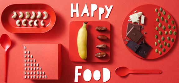 HAPPY FOOD! Essen, das glücklich macht OneDayMore
