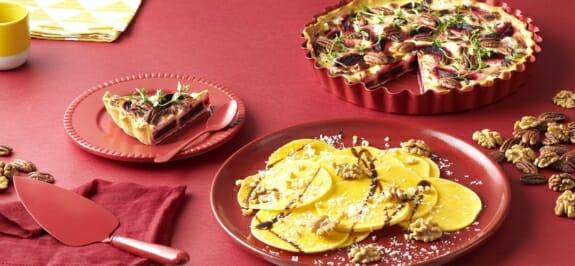 Kosten Sie den Herbst! Leckere Gerichte mit Nüssen OneDayMore