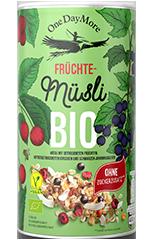 Früchte-Müsli Bio OneDayMore