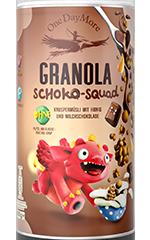 Granola Schoko-Squad OneDayMore