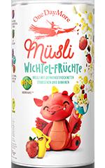 Wichtel-Früchte Müsli OneDayMore