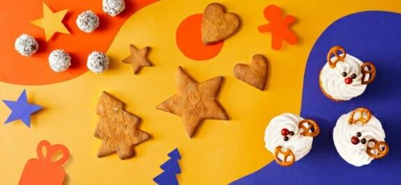 Gesunder und süßer Nikolaustag! 3 Rezepte für Kinder