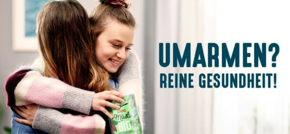 DIE GROßE KRAFT DES UMARMENS OneDayMore