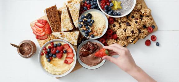 5 Rezepte für Süßigkeiten ohne Zuckerzusatz OneDayMore