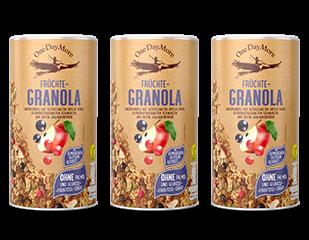 Früchte-Granola Set