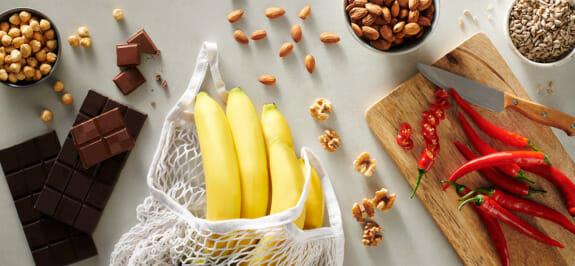 Was soll man essen, um glücklich zu sein?Lebensmittel, die die Freisetzungvon Endorphinen fördern OneDayMore
