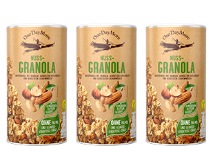 Nuss-Granola Set