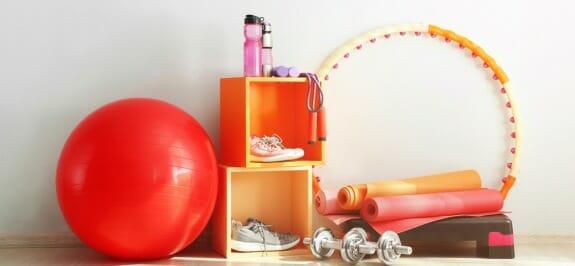 Bleib in Form! Wie kann man sich während der Quarantäne um Bewegung und Wohlbefinden kümmern? OneDayMore