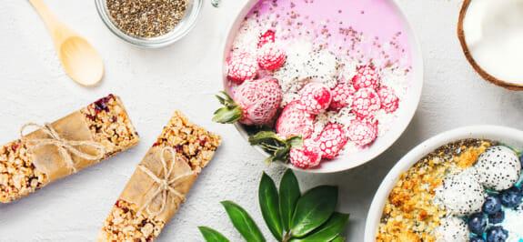 5 Ideen für einen gesunden Lunch in Lunchbox
