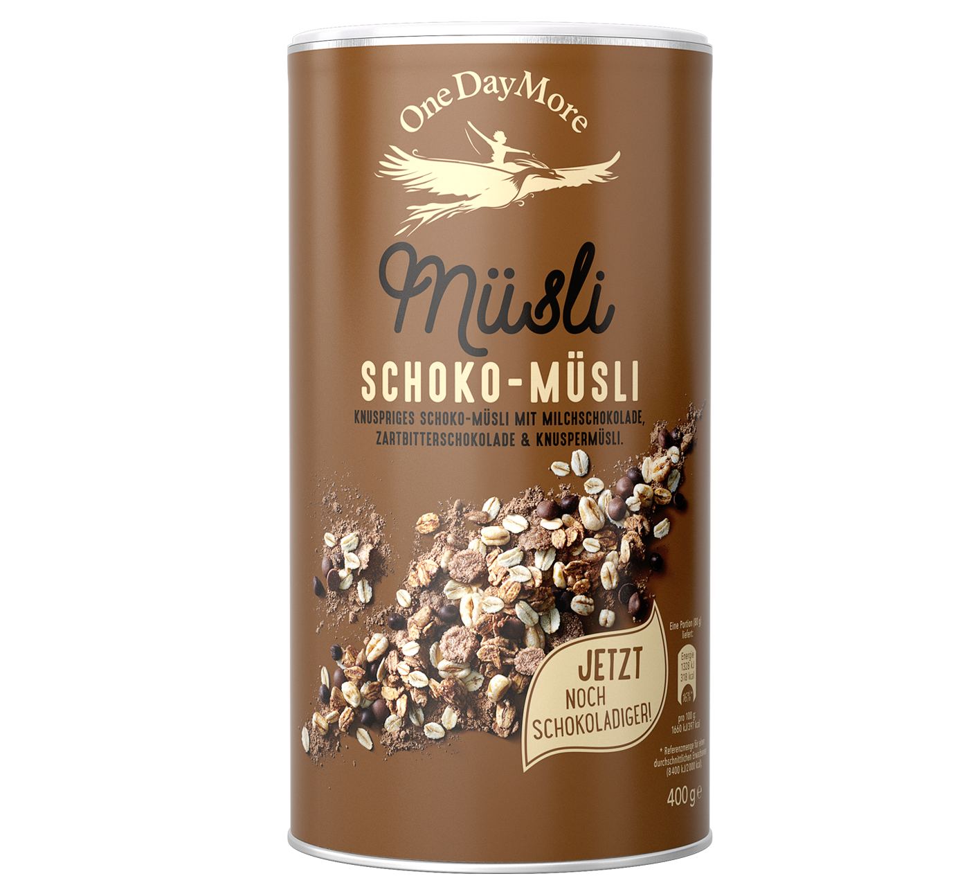 Schoko-Müsli Neues Rezept