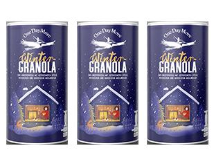 Winter-Granola Set OneDayMore