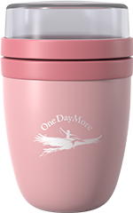 Lunchpot Pink OneDayMore