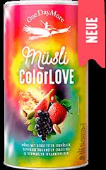 Colorlove-Müsli OneDayMore